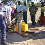 New bore hole